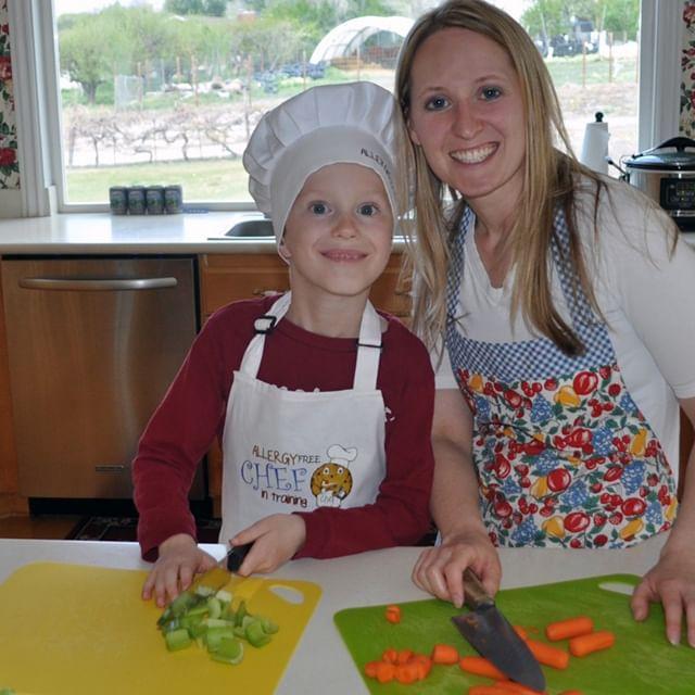 Utah Food Allergy Mom Introduces Plant-Based, Gluten-Free