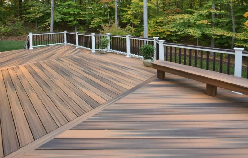 Taille, part et développement du marché des terrasses en composite d'ici 2025