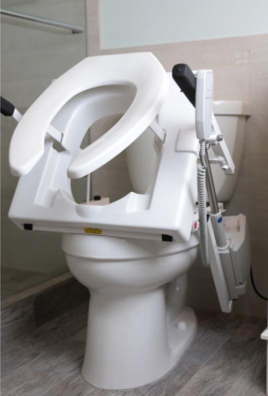 Marché des appareils d'aide à la salle de bain et aux toilettes