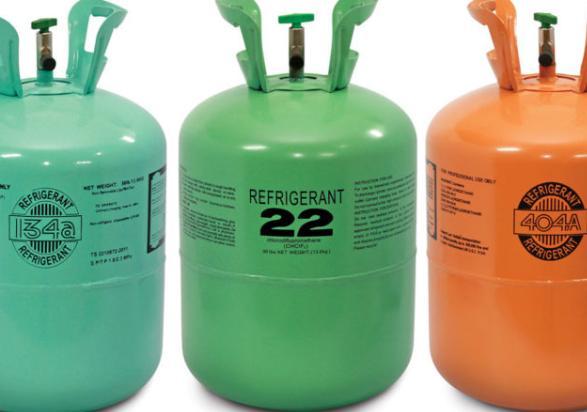 Marché mondial des réfrigérants: taille, part, analyse, régional