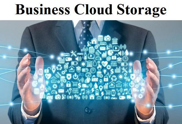 Business Cloud Storage Market