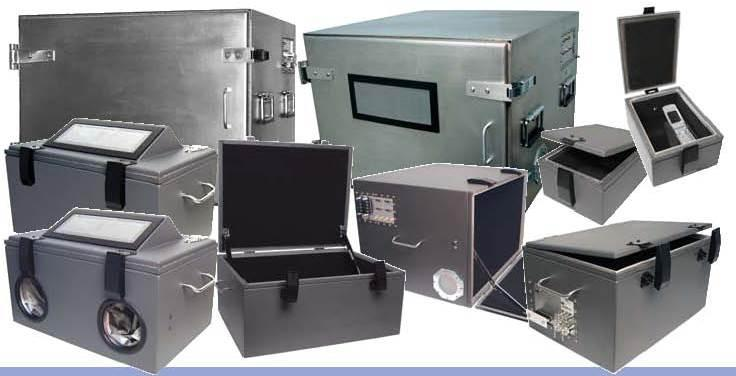 RF Shielded Test Enclosures Market: Structure and Overview