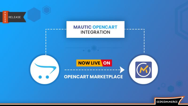 Mautic OpenCart Integration Module Now Live on OpenCart