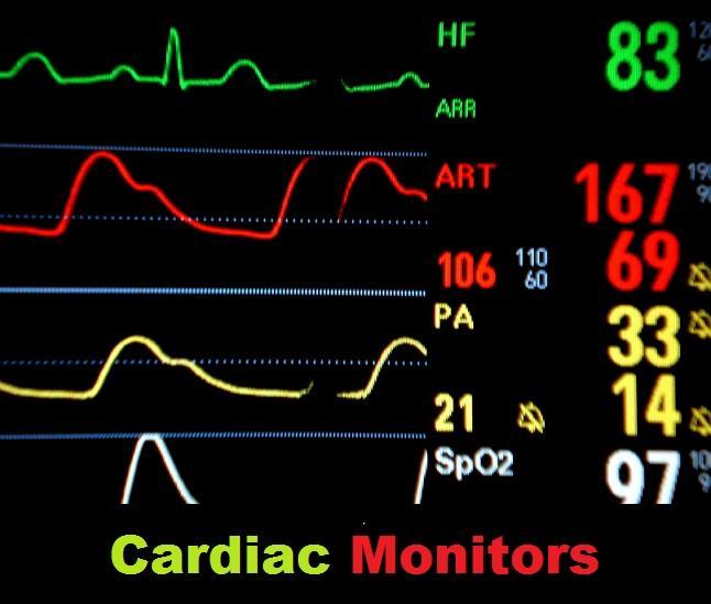 Cardiac Monitors Market