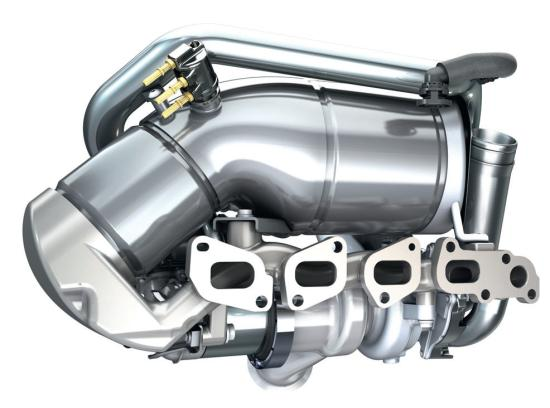Diesel Vehicle Exhaust Gas Aftertreatment System Market