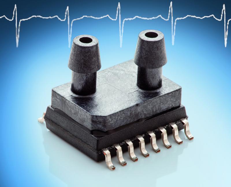 AMSYS: ultra-low pressure sensor 125 Pa -SM9333