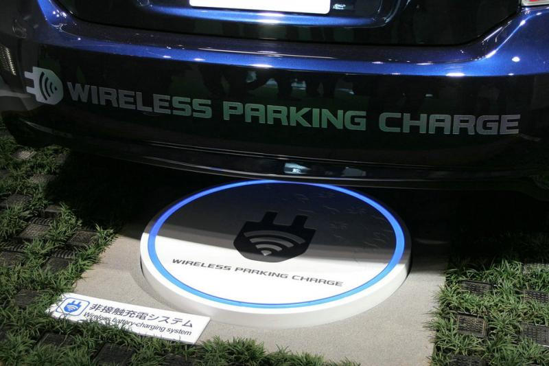 Automotive Inductive Wireless Charging Systems Market