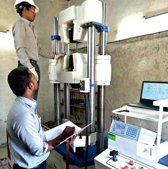 Construction Material Testing Equipment