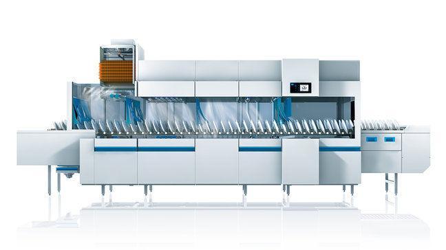 Commercial Conveyor Dishwashers Market