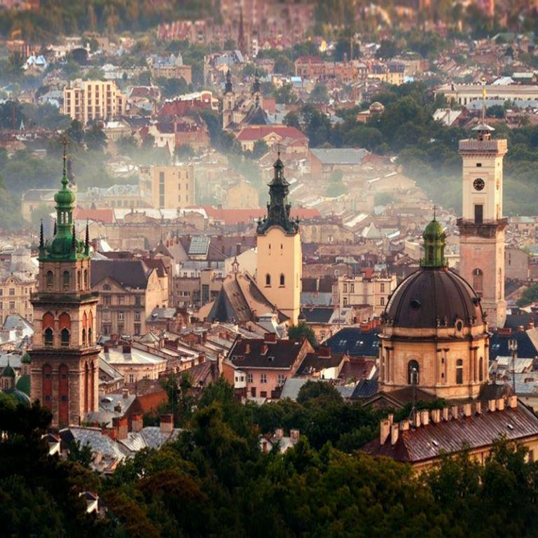 Lviv City Center