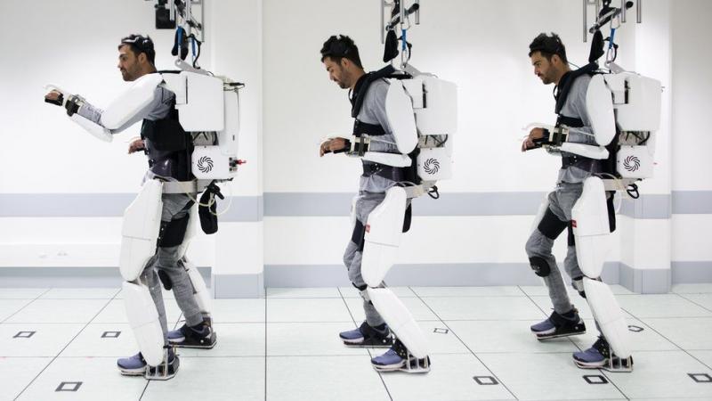 Global Exoskeleton Robots Market 2020 - Cyberdyne , Hocoma ,