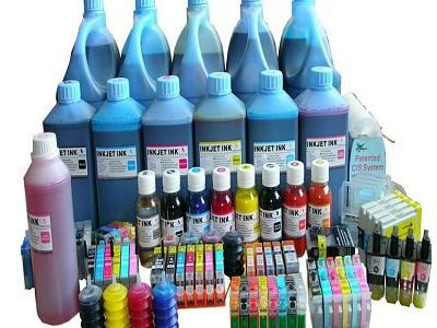Digital Fabrication Inkjet Inks Market Share, Industry Size,