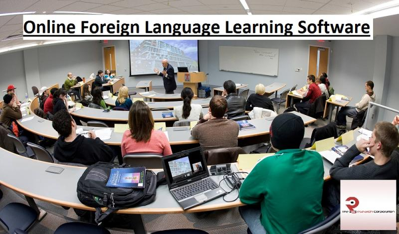 Online Foreign Language Learning Software Market