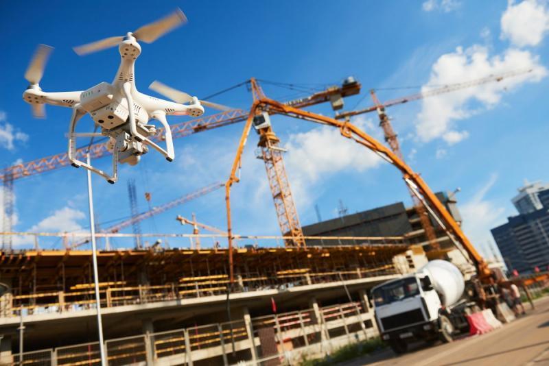 Drones for Real Estate & Construction Market