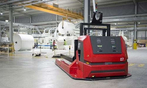 AGV (Automated Guided Vehicle/ Mobile Robot) Market: