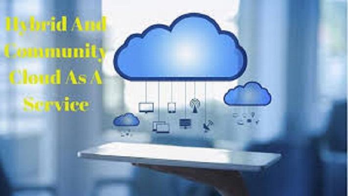 Global Hybrid and Community Cloud as a Service Market | Key