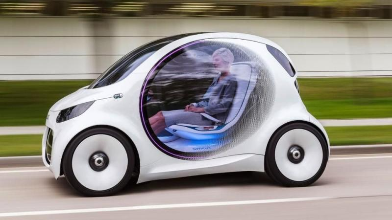 Watch Out Future of 2.0 Intelligent Electric Vehicles Market