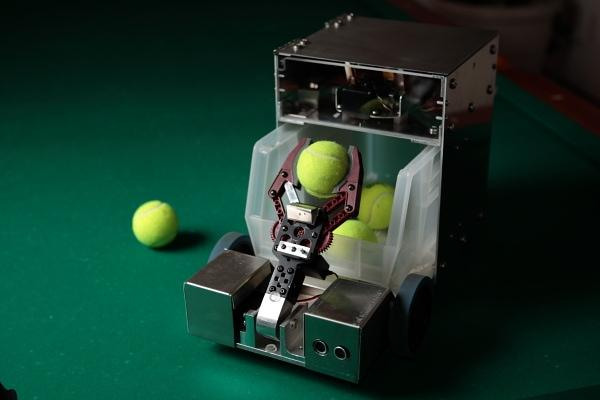 Machine de balle de tennis