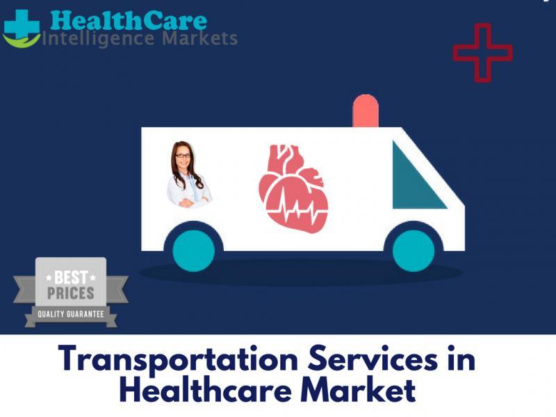 Perspectives futures des services de transport sur le marché des soins de santé