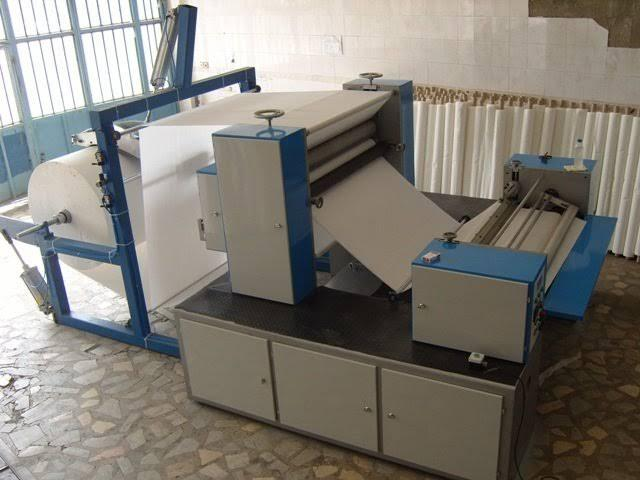 Global Tissue Paper Converting Machines Market Is Expected