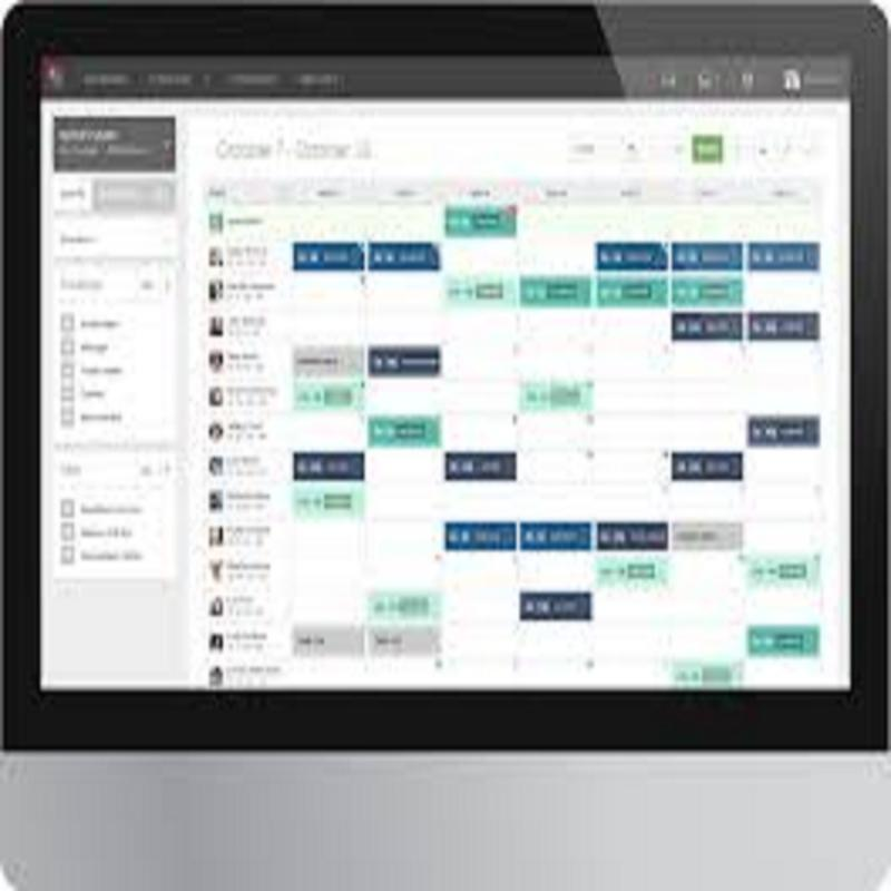 Prescriptive analysis on Online Employee Scheduling Software