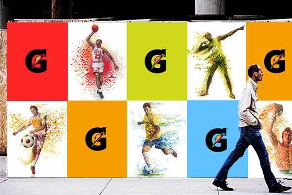 Marché des agences de publicité sportive