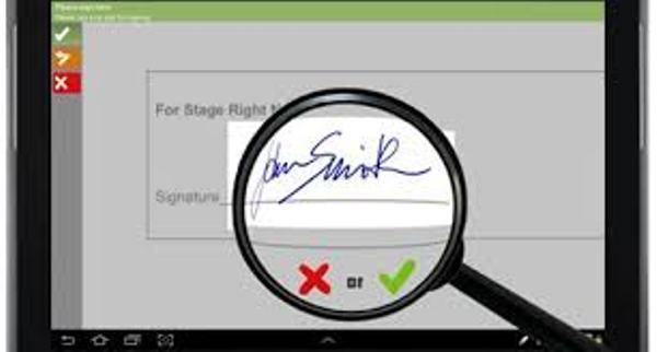 Signature Verification Market