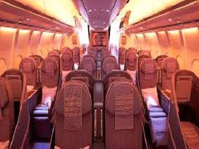 Marché des intérieurs de cabine d'aéronef