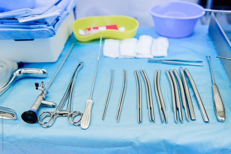 Marché de l'équipement chirurgical