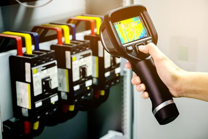 Industrial Wireless Sensor Network