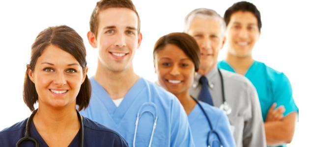 Marché du personnel de santé