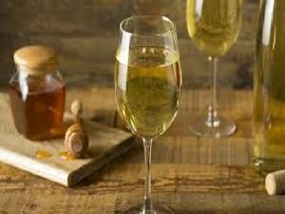Marché du vin de miel