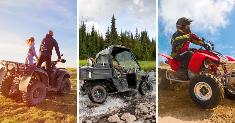 Why is the ATV & UTV Market is Significantly Growing?