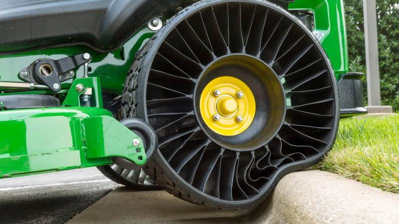 Rising Popularity of Off-Road Vehicles to Favor Airless Tires