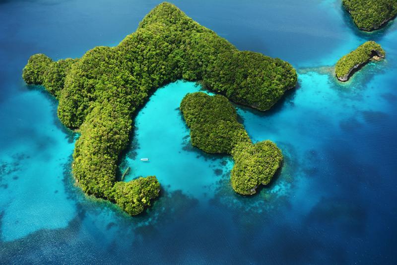 Palau Rock Islands, Milky Way (c) Judith Hoppe