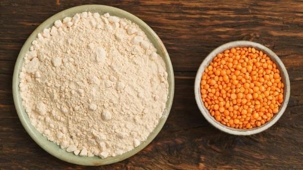 Marché de farine de légumineuses segments non identifiés - le plus grand