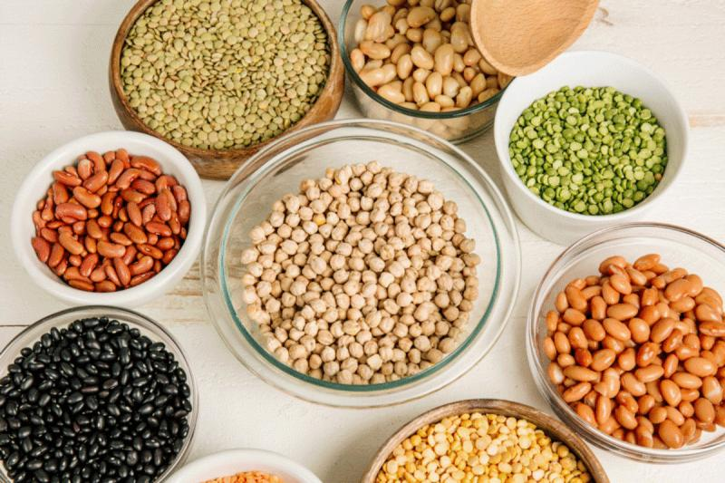 Marché des protéines de lentilles