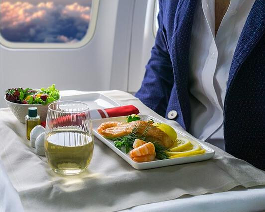 In-Flight Catering Service Market is Predicted to boost its