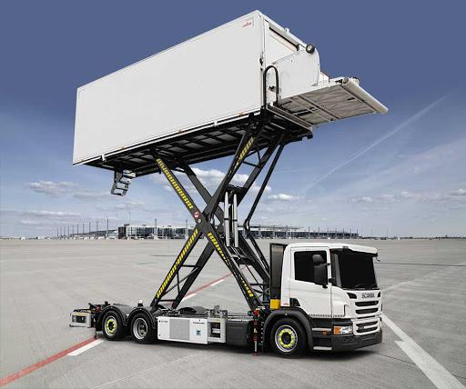 Global Airport Catering Trucks Market Examination and Industry ...