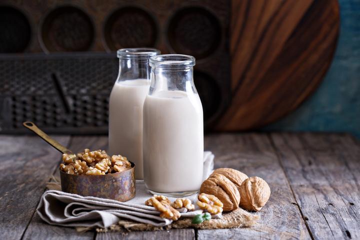 Walnut Milk Market