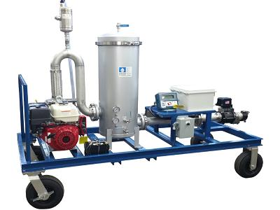 Global Fuel Polishing Carts Market