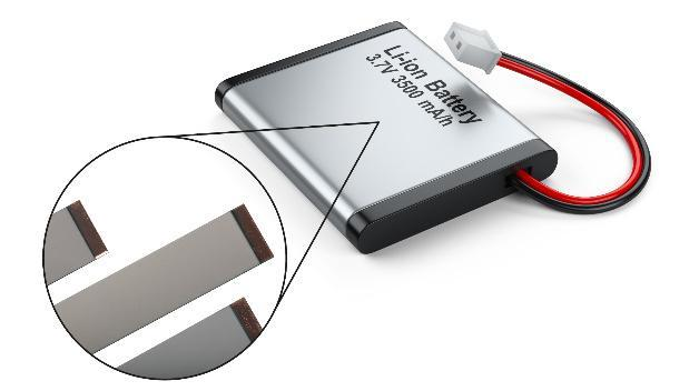 Silicon Anode Battery
