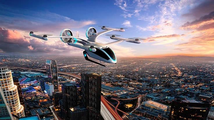 China Urban Air Mobility Market