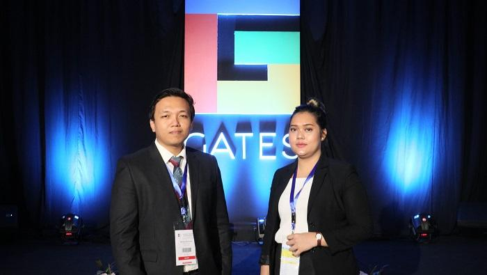 Spire speaks on Cloud computing and IoT at the GATES Indonesia ICT