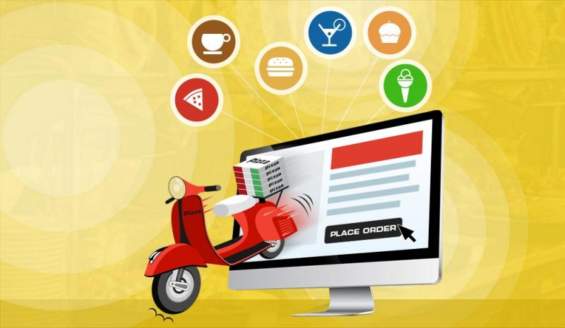 Online Office Food Ordering & Delivery Market