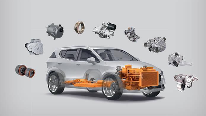 Automotive 48V System Market Intelligence Report
