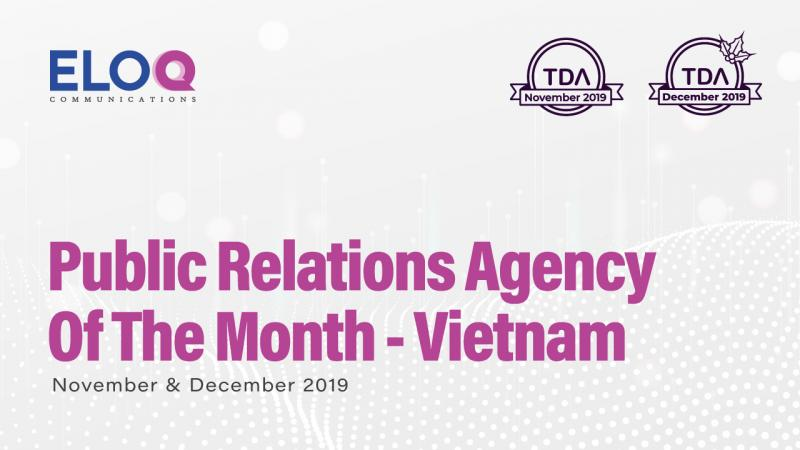 Vietnam-based EloQ Communications has shown TDA once again that it is not just capable, but rather cutting-edge in its industries.