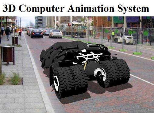 3D Computer Animation System Market
