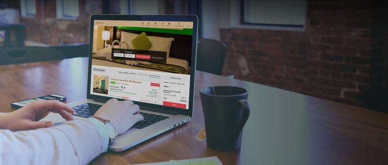 Online Hotel Booking Software Market