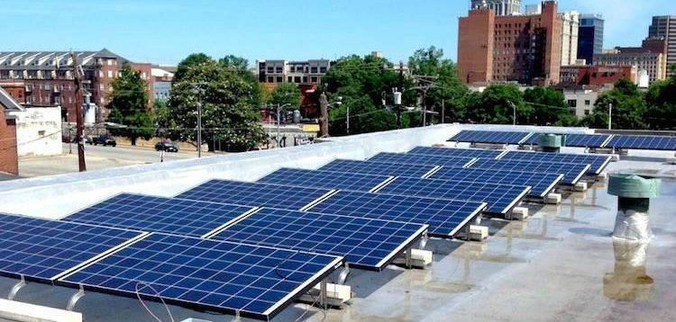 North American Rooftop Solar Panel Market